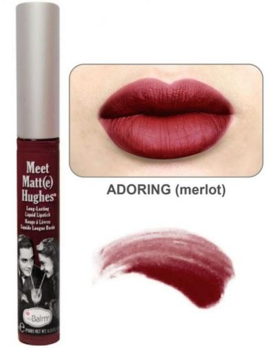 Meet Matt(e) Hughes Long-Lasting Liquid Lipstick