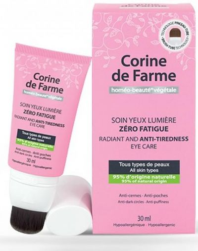 Corine de Farme Radiant and Anti-Tiredness Eye Care