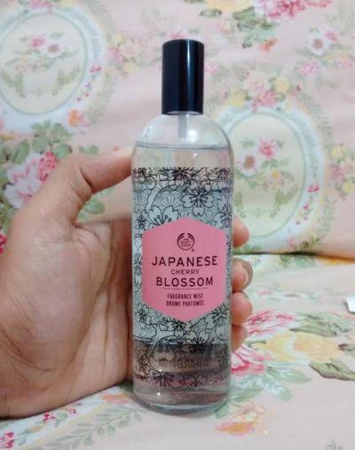 The Body Shop Japanese Cherry Blossom Body Mist