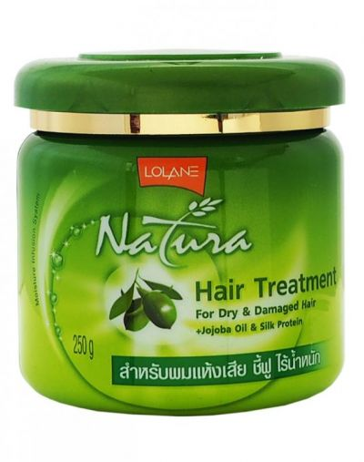Lolane Natura Hair Treatment