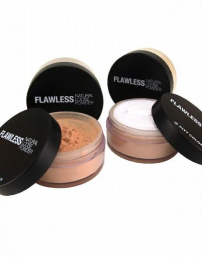 City Color Flawless Natural Loose Powder