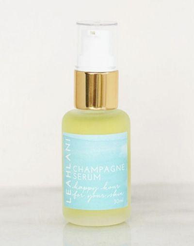 Leahlani Skincare Champange serum