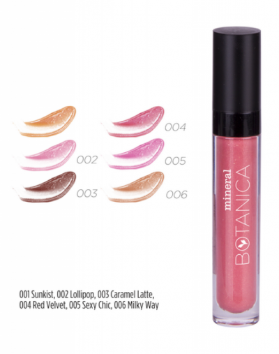 Mineral Botanica Moisturizing Lip Gloss