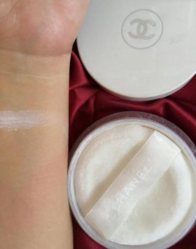 Chanel Chanel Le Blanc Loose Powder Cristalline