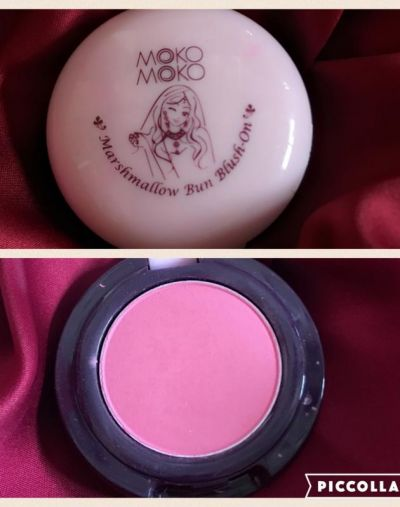 Moko moko Marshmallow Bun Blush-On