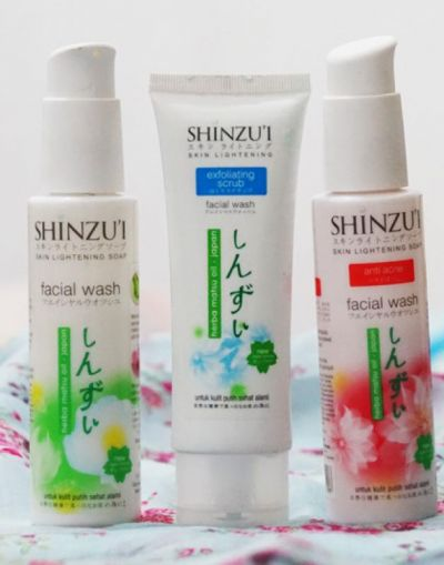 FACIAL WASH ANTI ACNE