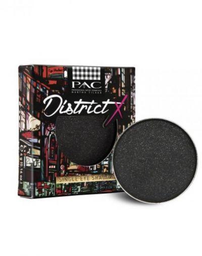 PAC DISTRICT-X Single Eye Shadow