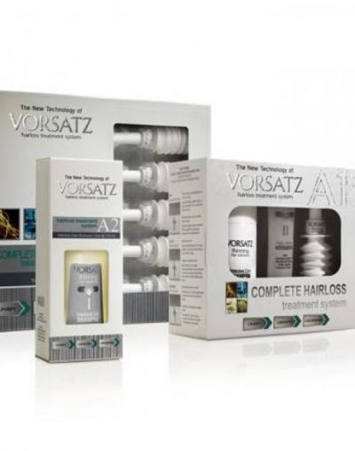 Makarizo Vorsatz Complete Hair Loss Treatment