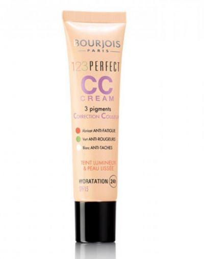Bourjois 123 Perfect CC Cream 3 Pigments