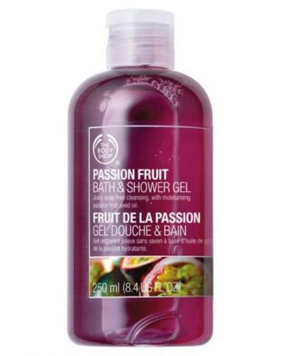 The Body Shop PASSION FRUIT BATH & SHOWER GEL