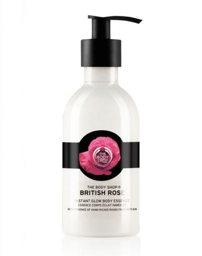 The Body Shop British Rose Body Essence