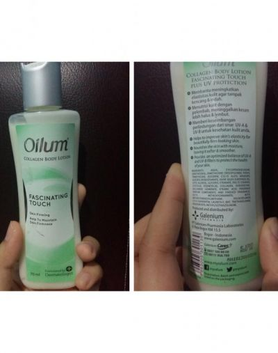 Oilum Collagen Body Lotion