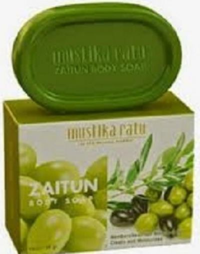 Sariayu Olive Oil Soap Bar