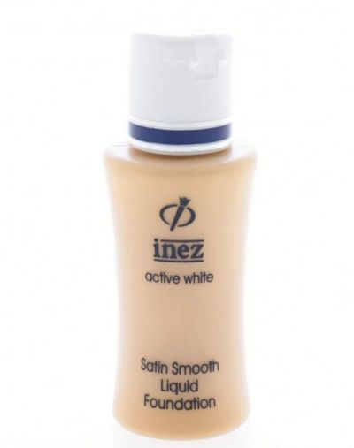 Inez Cosmetics satin smooth liquid foundation