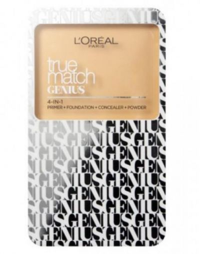 L'Oreal Paris True Match Genius 4 in 1