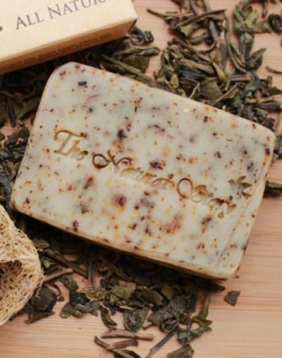 The Natural Story GREEN TEA BODY SOAP