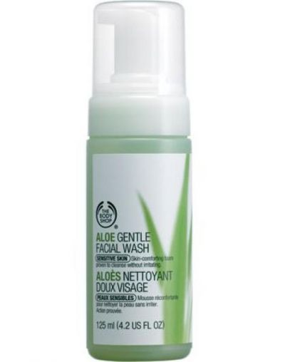 Aloe Gentle Facial Wash