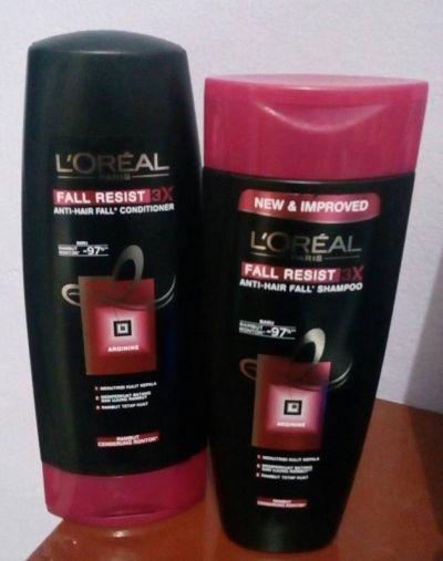 L'Oreal Paris Fall Resist 3X Anti-Hair Fall Shampoo