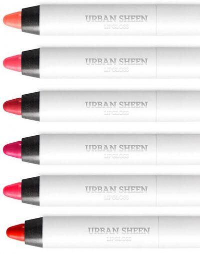 Kiko Milano Urban Sheen Lip Gloss