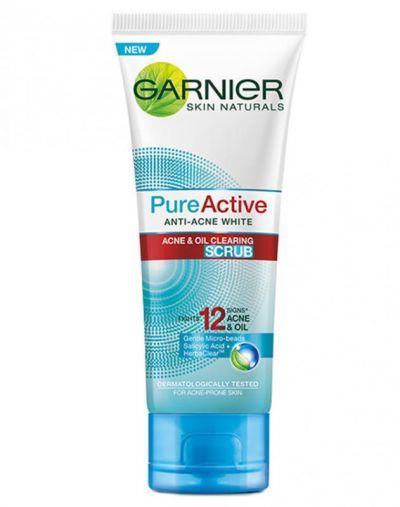 Pure Active Anti Acne White
