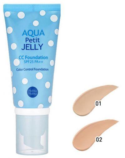 Holika Holika Aqua Petit Jelly CC Foundation