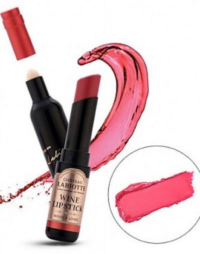 3W CLINIC Chateau Labiotte Wine Lipstick Melting