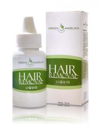 Green Angelica Hair Removal Liquid