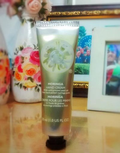 The Body Shop Moringa Hand Cream