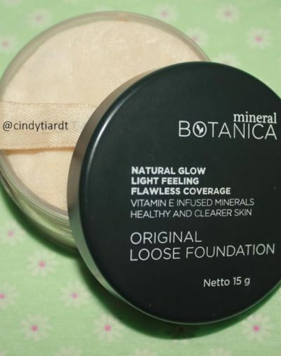 Mineral Botanica Original Loose Foundation