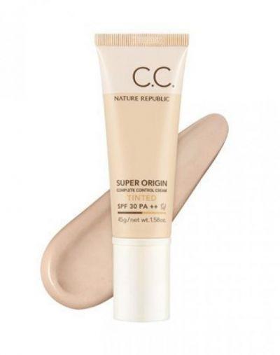 Nature Republic Super Origin CC Cream