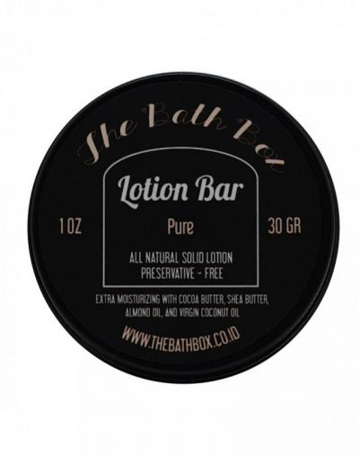 The Bath Box Lotion Bar