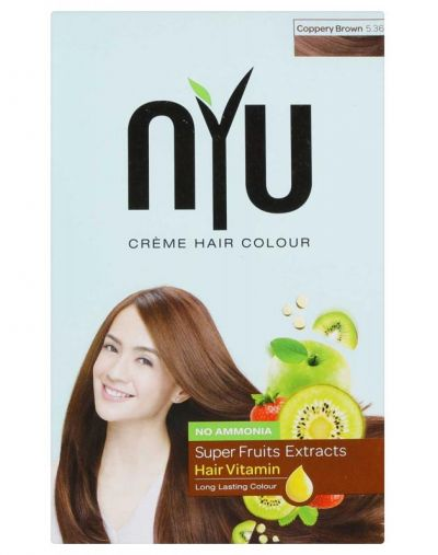 Creme Hair Colour