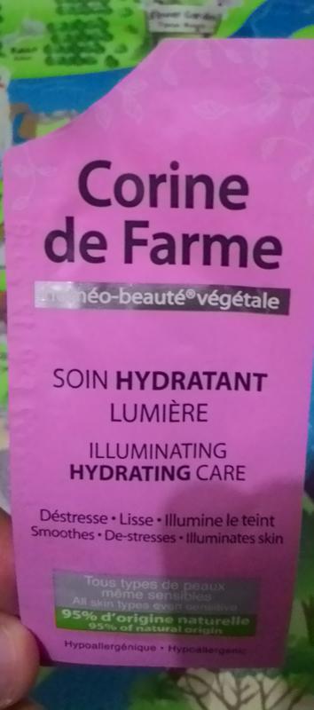 Corine de Farme Illuminating Hydrating Care
