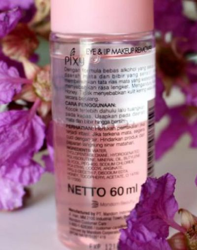 PIXY Eye and Lip Makeup Remover