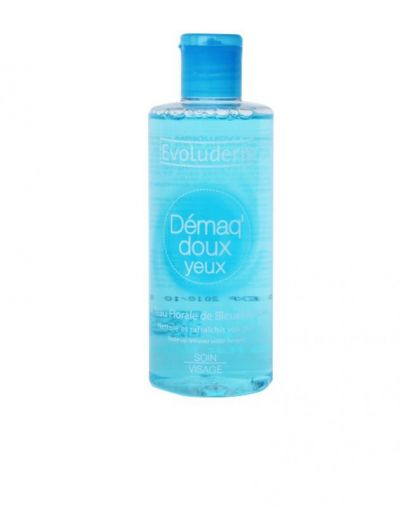 Evoluderm Demaq Deux Yeux Make Up Remover Water for Eyes