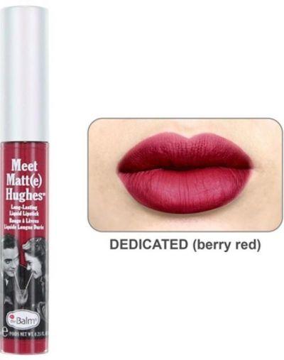 Meet Matte Hughes Long Lasting Liquid Lipstick