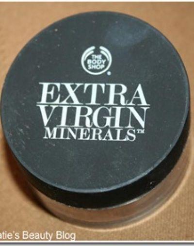 Extra Virgin Minerals Loose Powder Foundation