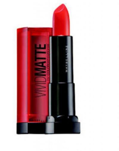 Maybelline Color Sensational Vivid Matte Lipstick