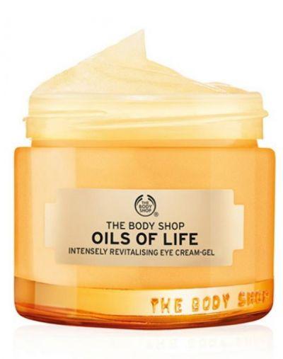 oil of life intensely Revitalising Eye Cream-Gel