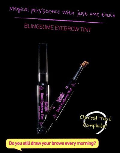 Blingsome Dual eyebrow tint