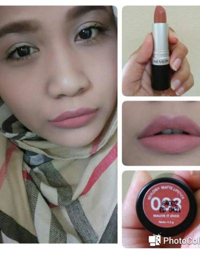 Revlon Super Lustrous Lipstick Matte