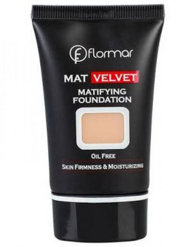 Flormar Mat Velvet Matifying Foundation