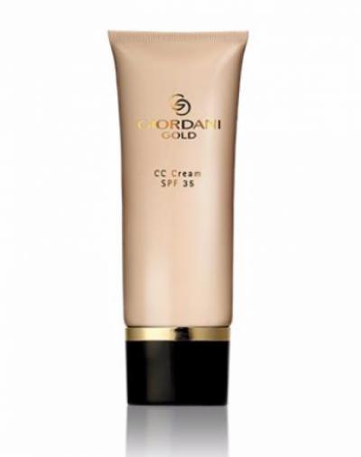 Oriflame Giordani Gold CC cream SPF 35