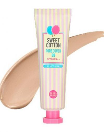 Sweet Cotton Pore Cover BB