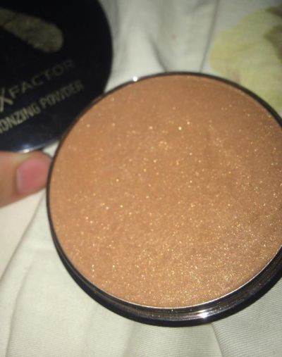 Max Factor Bronzing Powder