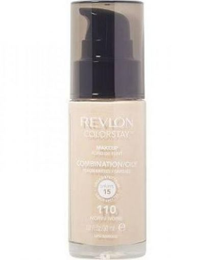 Colorstay Foundation For Combination or Oily Skin