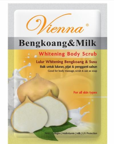 Vienna Whitening Body Scrub
