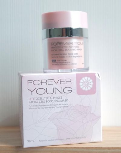 Forever Young Forever Young Facial Cell Boosting Mask