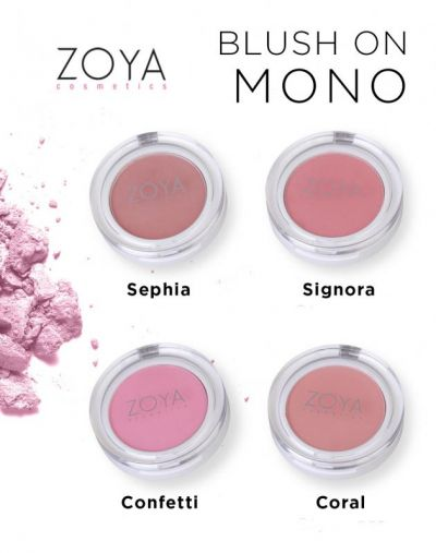 ZOYA Blush On Mono