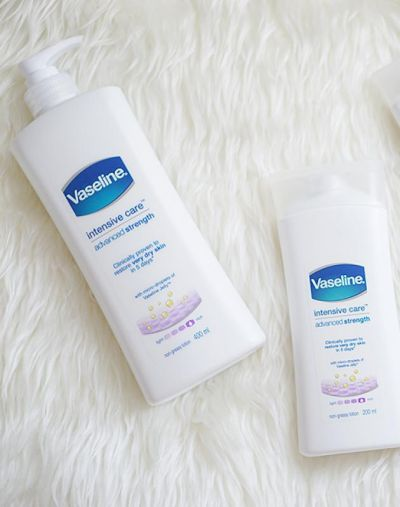 Vaseline Intensive Care Advanced Strength Lotion